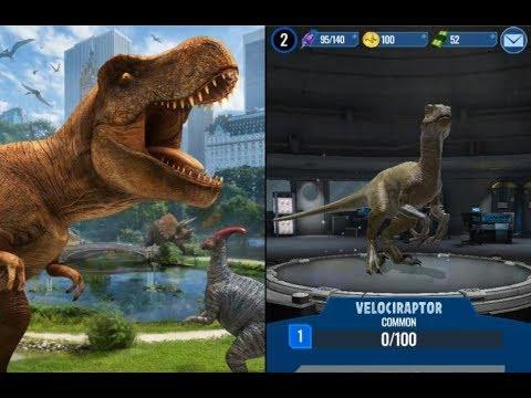 《侏羅紀世界 Alive》手機遊戲玩法與攻略教學! [Jurassic World Alive]