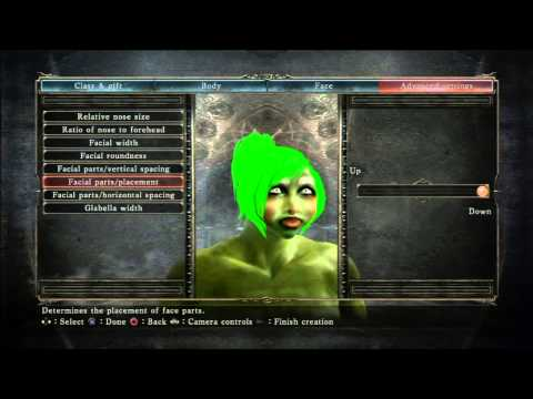Dark Souls 2 character creation, one of the funniest videos I've seen in a long while.