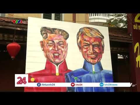 Người dân Hà Nội háo hức về Hội nghị Thượng đỉnh Mỹ - Triều lần 2 @ vcloz.com