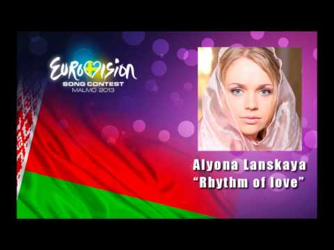 Alyona - One of the finalists of Belarusian National Preselection to Eurovision Song Contest 2013. Alyona Lanskaya with the song