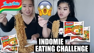 Video Indomie Challenge | English Mukbang | Mi Goreng MP3, 3GP, MP4, WEBM, AVI, FLV Februari 2018