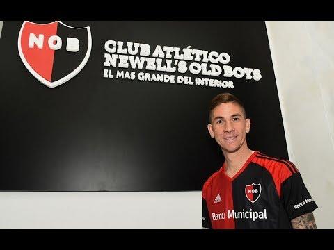 Danilo Ortiz, oficialmente de Newell's