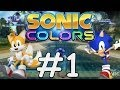 Sonic Colors 1 Tropical Resort