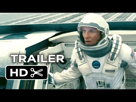 christopher - Subscribe to TRAILERS: http://bit.ly/sxaw6h Subscribe to COMING SOON: http://bit.ly/H2vZUn Like us on FACEBOOK: http://goo.gl/dHs73 Follow us on TWITTER: http://bit.ly/1ghOWmt Interstellar...