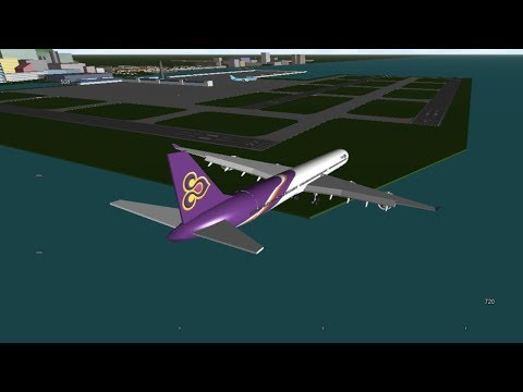 A Place With Airliners - The Best FREE Roblox Flight Sim?