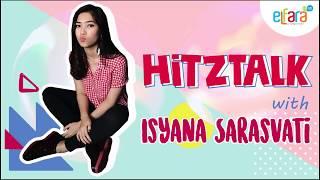 Video Isyana pilih Raisa atau Banda Neira? #HITZTALK Elfara FM with ISYANA SARASVATI MP3, 3GP, MP4, WEBM, AVI, FLV Juni 2018