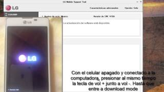 Video Revivir cualquier LG con LG mobile support tool MP3, 3GP, MP4, WEBM, AVI, FLV Agustus 2018