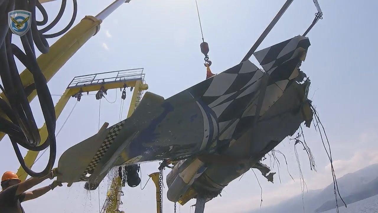 Ανέλκυση αεροσκάφους M-2000