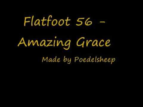 Tekst piosenki Flatfoot 56 - Amazing Grace po polsku