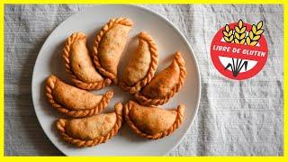 D - Cocina sin TACC: masa para empanadas