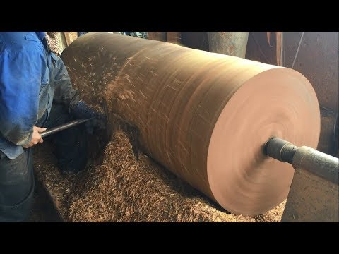 Woodworking Extremely Dangerous - Craft Skills Fastest and Easiest, Wood - turning