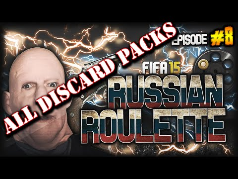FIFA 15 | ALL DISCARD PACKS RUSSIAN ROULETTE PACK OPENING !!! #8