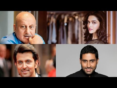 Anupam Kher Feel Proud Of His Students Like Deepika, Hrithik & Abhishek Bachchan.