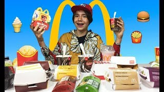 Video ¡PROBAMOS TODO EL MENÚ DE MCDONALD´S! - SNIPER MP3, 3GP, MP4, WEBM, AVI, FLV Desember 2018