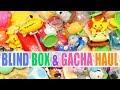 Blind Box & Gacha Toy Capsule Haul