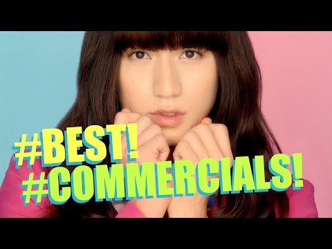 Some of the Best Japanese TV Commercials 2015