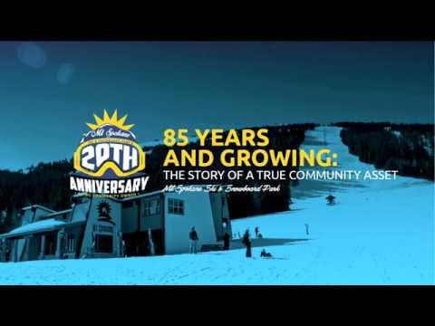 Mt. Spokane Expansion - Economic Impact