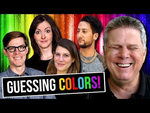 Can People Describe Colors To A Blind Person