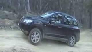 2009 Hyundai Santa Fe Off-Road