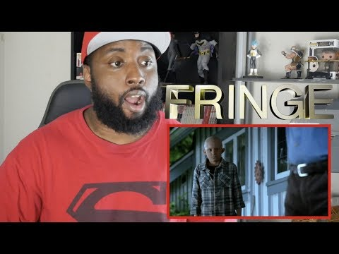 "Fringe REACTION & REVIEW - 5x9 ""Black Blotter"""