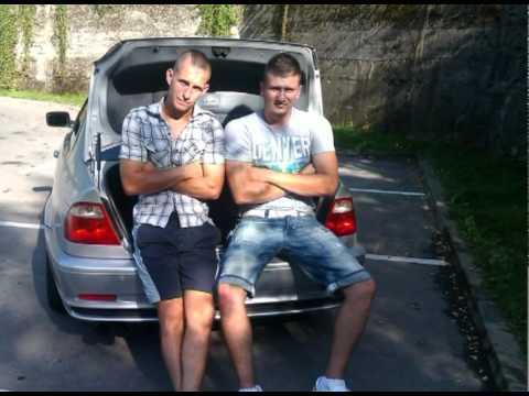 BMW 320Ci e46 170hp crash at 180km/h