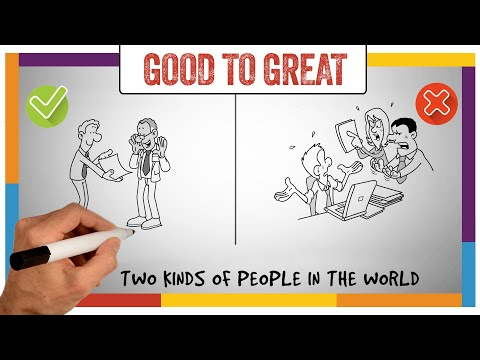 Watch 'Good To Great Summary & Review (Jim Collins) - ANIMATED - YouTube'