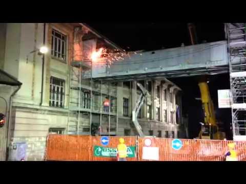 Il taglio del ponte 2