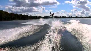 Wakeboarding POV Captured with Adixxion