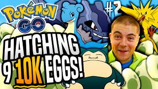 Let's SMASH 2,000 likes! Remember to SUB if you enjoy! ★ More Pokemon Go Videos! http://bit.ly/PokeVids ★ SEND IN YOUR NEARBY POKEMON TO BE IN THE NEXT VIDEO...