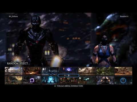Mortal Kombat X Kitana Ranked #22 Long Time No See (видео)