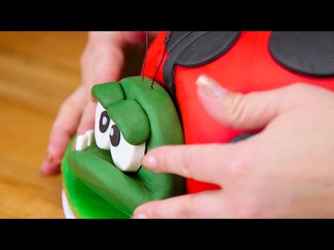 Nerdy Video Game Cakes! Amazing Cake Decorating Compilation Tutorials.