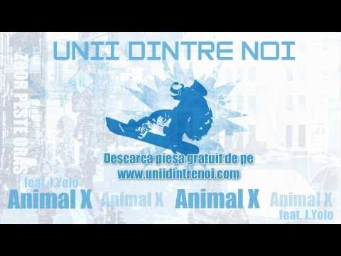 Animal X feat. J.Yolo - Unii dintre noi [Official HQ] [www.uniidintrenoi.com] (видео)