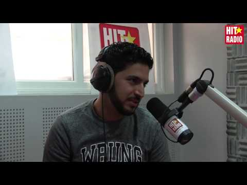 Mehdi K Libre en live dans le Morning de Momo sur HIT RADIO - 27/04/15