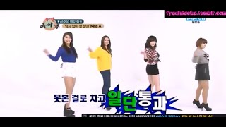 [Eng Sub] 121114 Miss A (미쓰에이) Random Play Dance Weekly Idol Ep 69