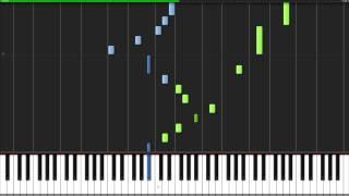 The Chronicles of Narnia Medley - The Chronicles of Narnia [Piano Tutorial] Ноты и М�Д� (MIDI) можем