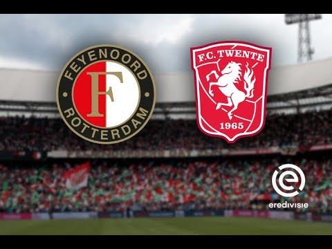 Historie: Feyenoord vs. FC Twente
