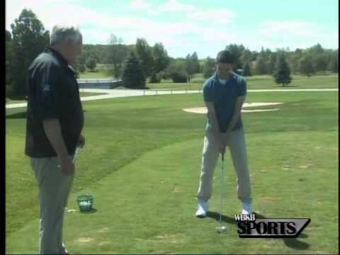 Lessons on the Links: Avoid Topping the Ball