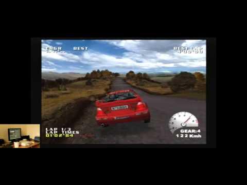 v rally 2 dreamcast review