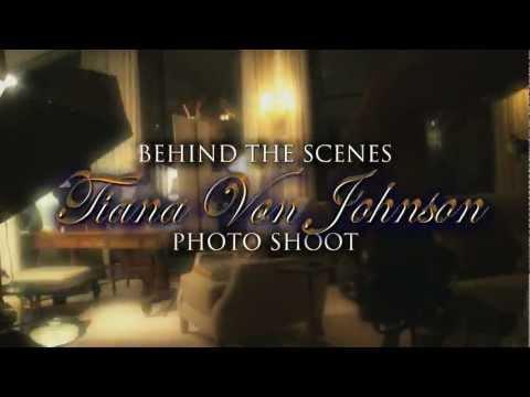 Real Estate Marketing: Celebrity Real Estate Broker, Tiana Von Johnson – Photo Shoot