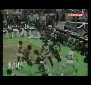 Billy Paultz Highlights vs. Celtics