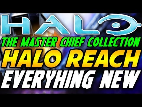 Halo Reach NEWS and EVERYTHING NEW with Halo MCC! Halo Reach Release Date How to Prepare!
