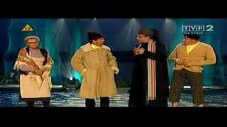 Skecz, kabaret - Kabaret Pod Wyrwigroszem, Koń Polski, Kabaret Ciach, Kabaret Czesuaf - Program Stodoła+