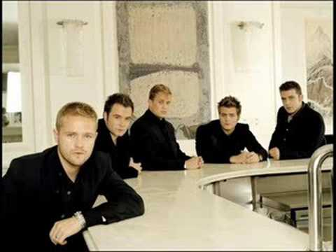 westlife-Don't Say It's Too Late