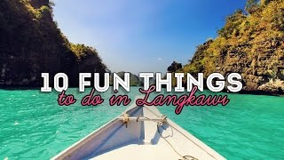 Langkawi Malaysia  city pictures gallery : 10 Fun Things and Activities to do in Langkawi, Malaysia #GoPro