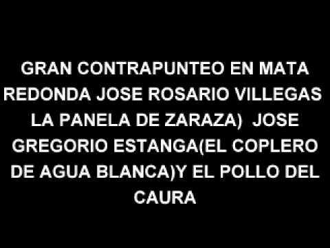 GRAN CONTRAPUNTEO EN MATA REDONDA