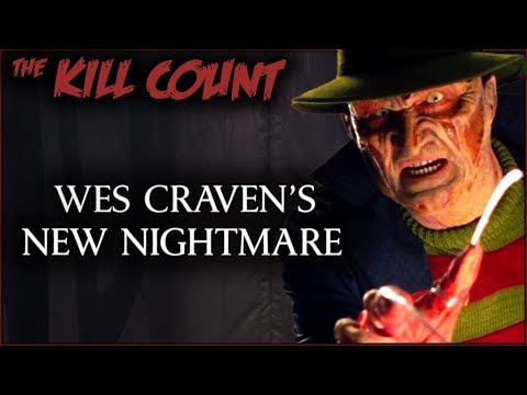 Wes Craven's New Nightmare (1994) KILL COUNT