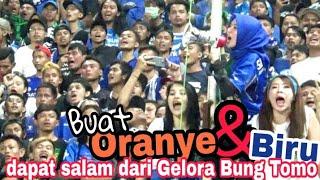 Video Saling Bersahutan Chant dari Bonek dan Viking di GBT Surabaya | Persebaya vs Persib MP3, 3GP, MP4, WEBM, AVI, FLV Oktober 2018