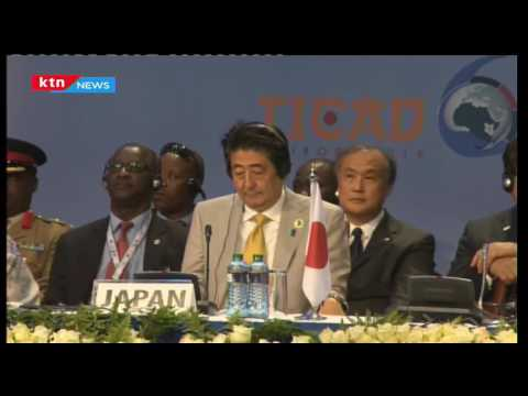 Japan-Africa Pact live broadcast Leaders Speeches