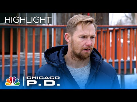 Burgess and Roman Discover His Missing Sister - Chicago PD