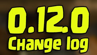 Minecraft Pocket Edition Update 0.12.0 - FULL Change Log + Release News